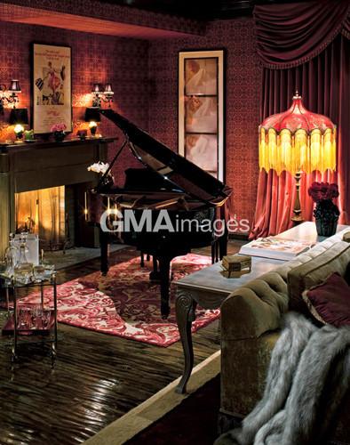 Foto de La casa de Christina Aguilera (20/26)