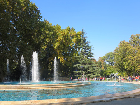 Sonidos de Budapest: la fuente y el pozo musical