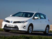 5 - Toyota Auris