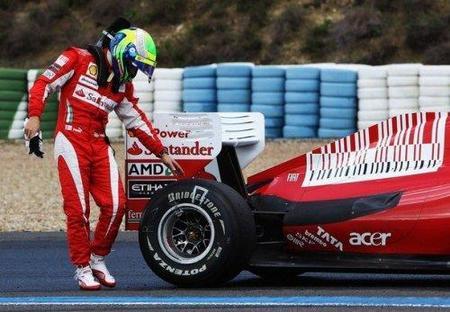 Ferrari niega la supuesta publicidad subliminal de Marlboro en sus carrocerías