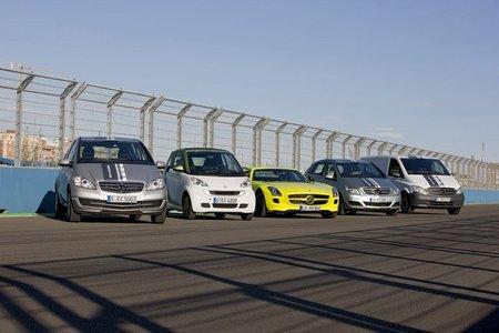 Mercedes y la movilidad eléctrica (parte 1)