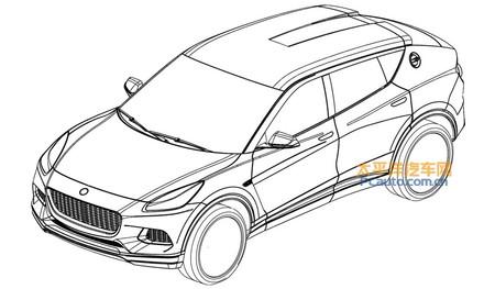 El SUV de Lotus ya ha sido filtrado y podría utilizar la base de un Volvo XC60