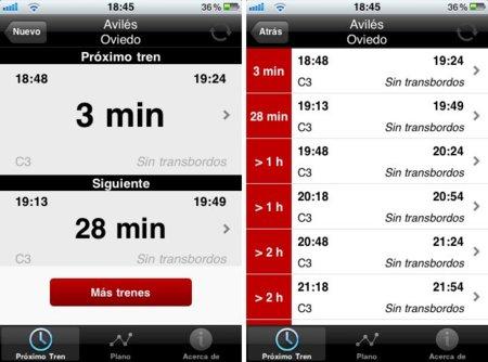 Próximo Tren prepara su llegada al entorno iOS