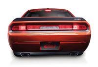 Dodge Challenger tocado por Eibach, al Essen Motor Show