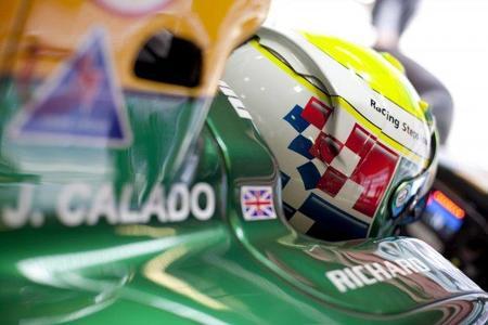 James Calado firma con ART para correr la GP2 en 2012