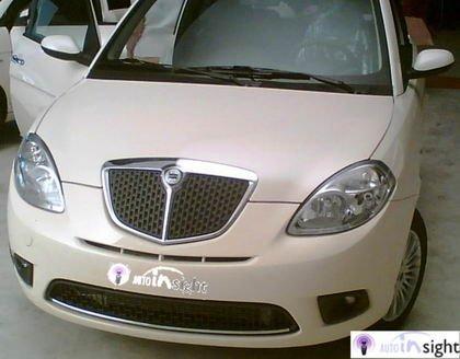 Lancia Ypsilon 2007