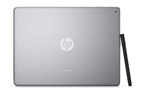 HP revela una nueva línea de tablets, incluyendo un modelo de 12 pulgadas