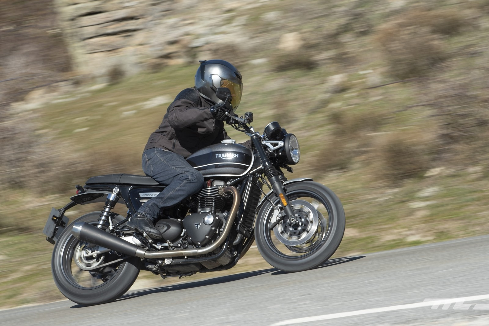 Foto de Triumph Speed Twin 2019, prueba (13/80)