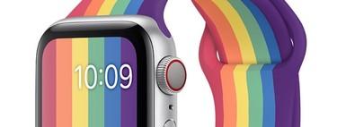 El Apple Watch ya tiene sus correas edición especial Orgullo LGBT 2020