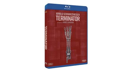 Terminator, en Blu-ray, por 6,99 euros en Amazon