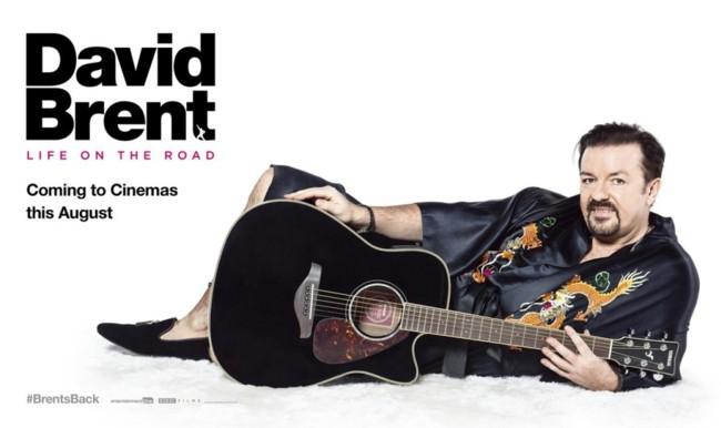 Ricky Gervais vuelve a dar vida a David Brent