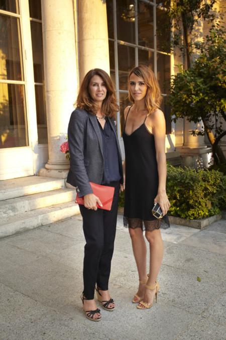 Ana García-Siñeriz y Laura Vecino