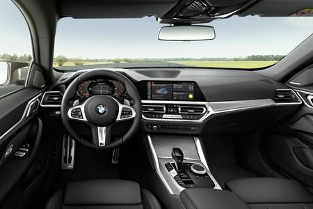 Bmw Serie 4 Gran Coupe Interior