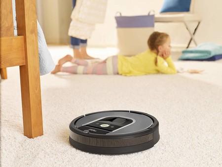 Black Friday 2019: tenemos el robot de limpieza Roomba 960 por sólo 389 euros en Amazon