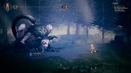 Octopath Traveler revela sus requisitos mínimos y recomendados para jugar en PC
