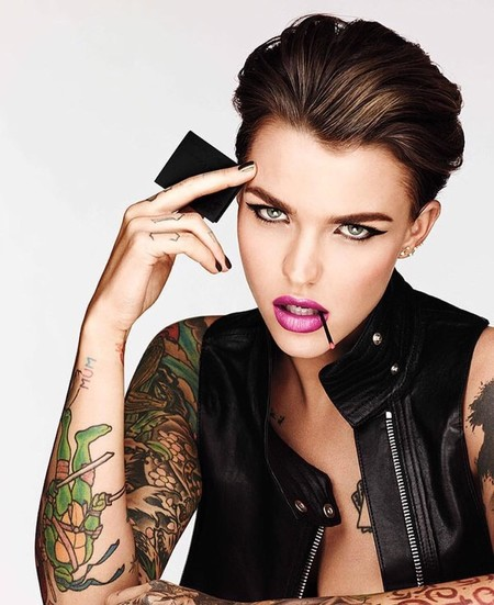 Urban Decay: Ruby Rose