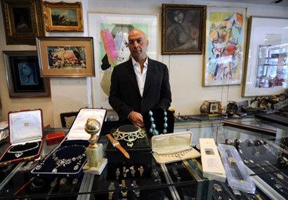 Yossi Dina, el prestamista de las estrellas de Beverly Hills