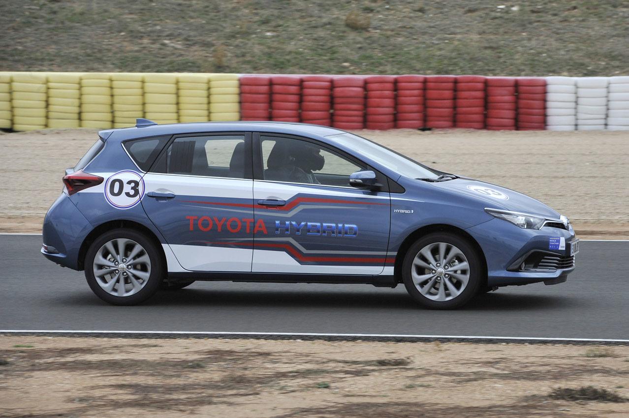 24 Horas Híbridas de Toyota 2015