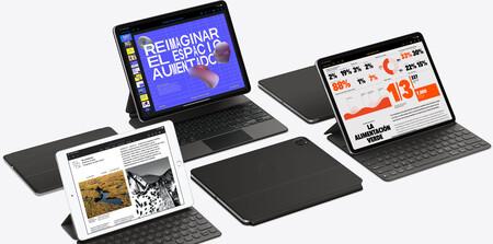 El Apple Magic Keyboard, la funda con trackpad y teclado para iPad, tiene casi 1000 pesos de descuento en Amazon México