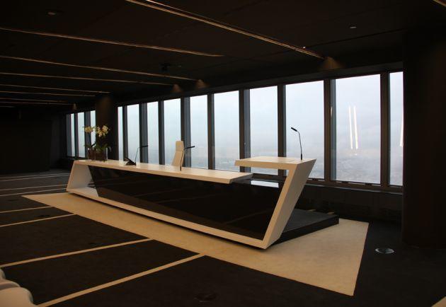 Espacios para trabajar: las nuevas oficinas de la Mutua