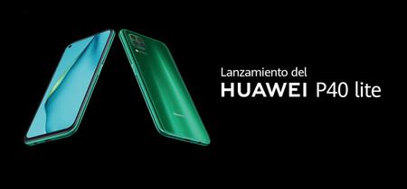 Huawei P40 Lite llega a México: este es el precio para el smartphone de entrada a su nueva familia