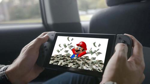 ¿Por qué todo lo que huele a Switch es un éxito?