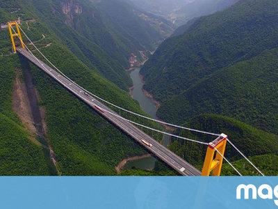 9 megaconstrucciones chinas que dejan en ridículo a todas las demás