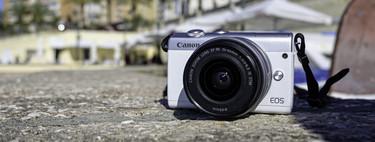 Canon EOS M200, análisis: la nueva cámara que quería hacer olvidar a los móviles