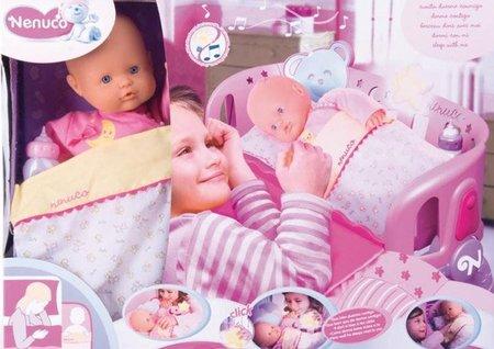 Nenuco cuna duerme conmigo: promoviendo el colecho desde la infancia