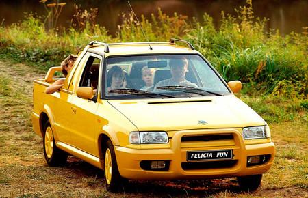 Škoda Felicia FUN