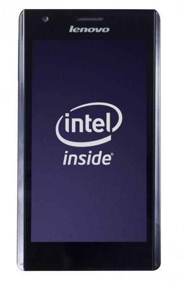 Lenovo LePhone K800, el segundo smartphone impulsado por Intel sale a la venta