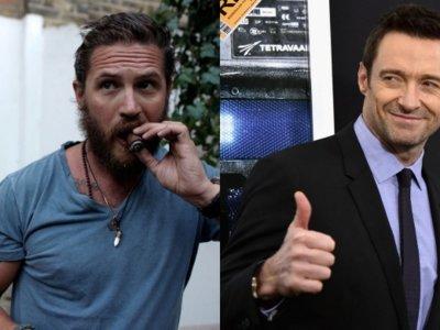 Hugh Jackman apuesta por Tom Hardy como nuevo Lobezno (Wolverine)