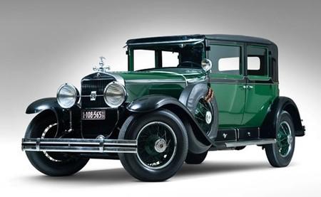 El coche de Al Capone vuelve a subastarse