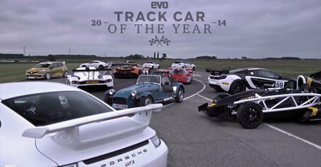 evo Track Car of the Year 2014: plan de sábado con palomitas, sofá y manta
