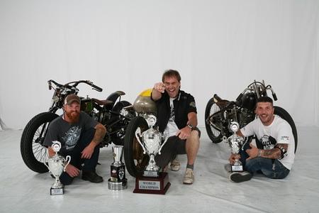 Campeonato mundial de constructores Custom 2012