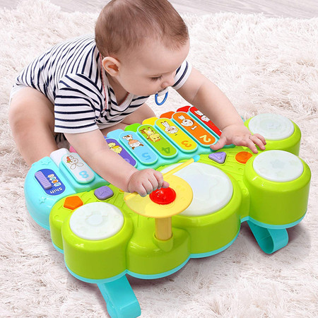 Mesa Musical Multifuncion Para Ninos