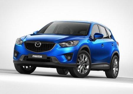 El Mazda CX-5 se verá en Fráncfort junto al nuevo Mazda3