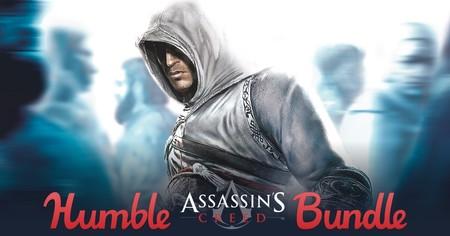 El nuevo Humble Bundle te permitirá hacerte con nueve juegos de Assassin's Creed