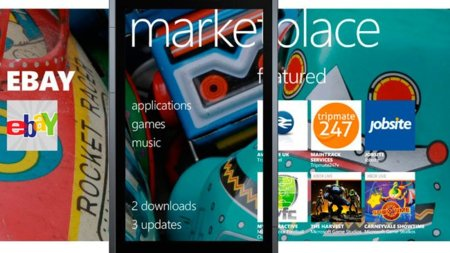 Windows Phone Marketplace supera las 40.000 aplicaciones disponibles