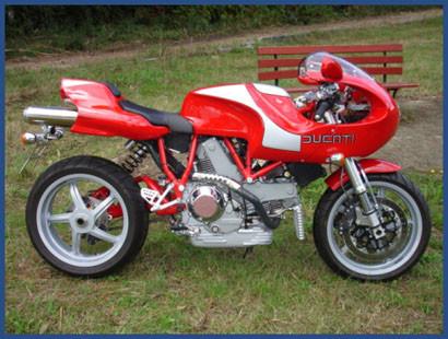 Ducati MH 900 E