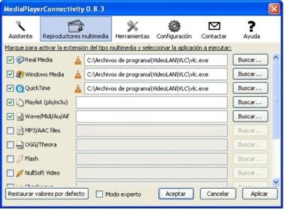 MediaPlayerConnectivity, abre archivos de vídeo con lo que quieras en Firefox