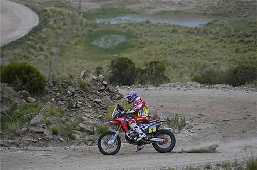 Dakar 2015: Villa Carlos Paz - San Juan, etapa 2