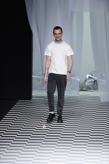 Davidelfin se descuelga de la Mercedes-Benz Fashion Week Madrid