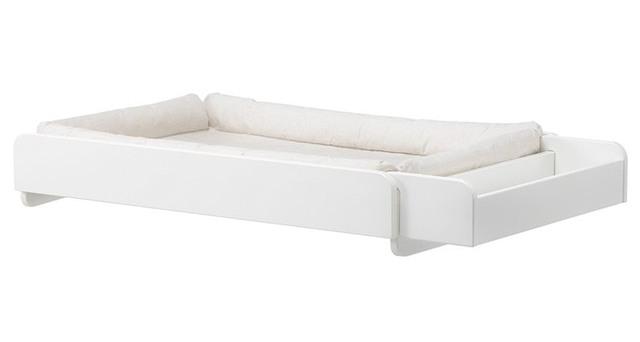 Cambiador/Vestidor de Madera Stokke ® Home blanco