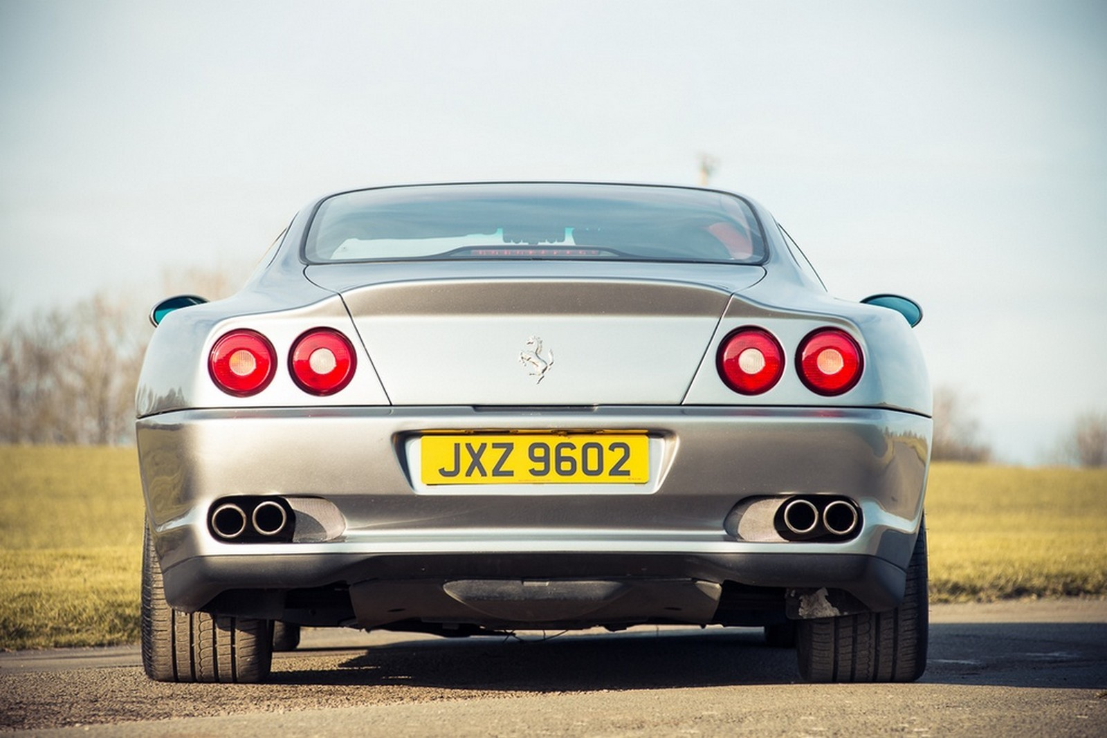 Foto de Ferrari 550 Maranello WSR (4/8)