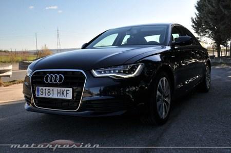 Audi A6 hybrid, prueba (valoración y ficha técnica)