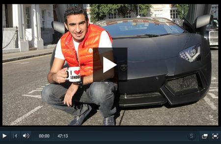 Documental de millonarios árabes en Londres