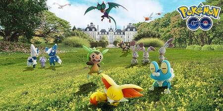 Pokémon GO: todas las misiones de la tarea de investigación temporal Evento de celebración de Kalos