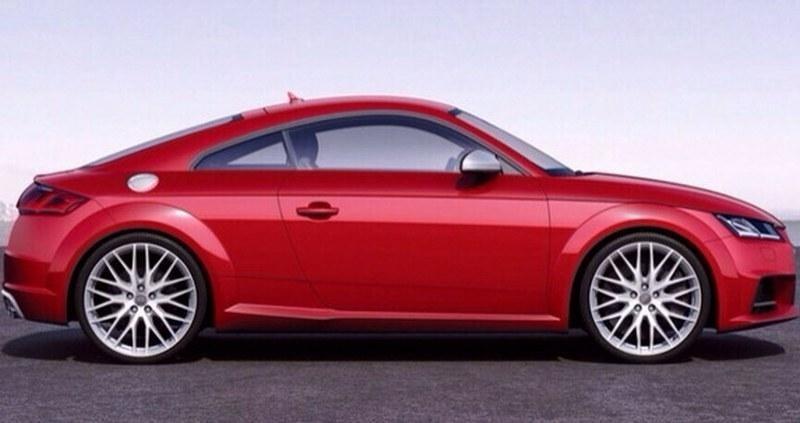 Foto de Nuevo Audi TT filtrado (3/5)
