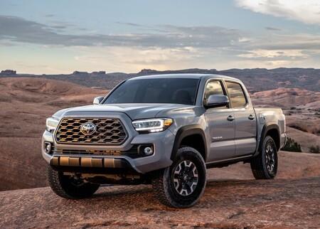 Las próximas Toyota Hilux y Tacoma usarán una plataforma global similar a la de Tundra